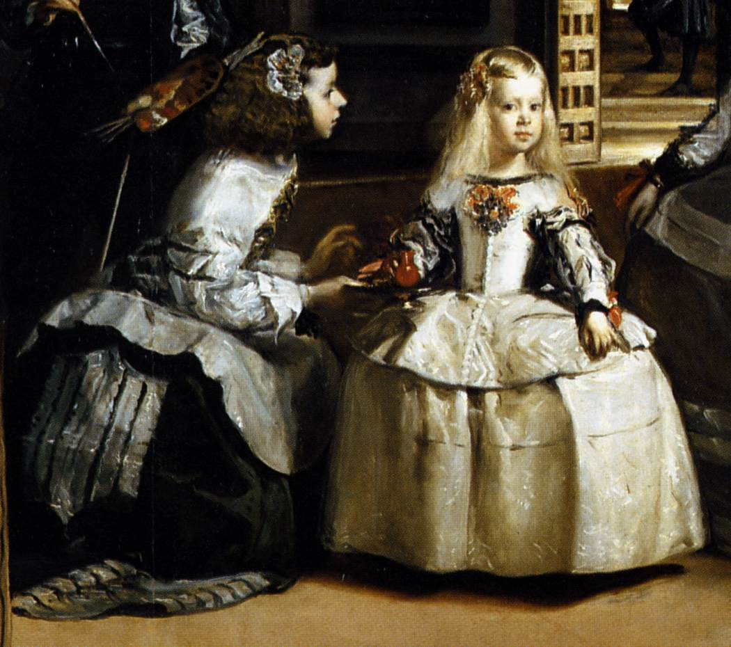 criticism of diego velàzquez las meninas Art history analysis of art works after flipping through paintings i chose to write my paper about diego valasquez's, las meninas this painting was made in 1656.