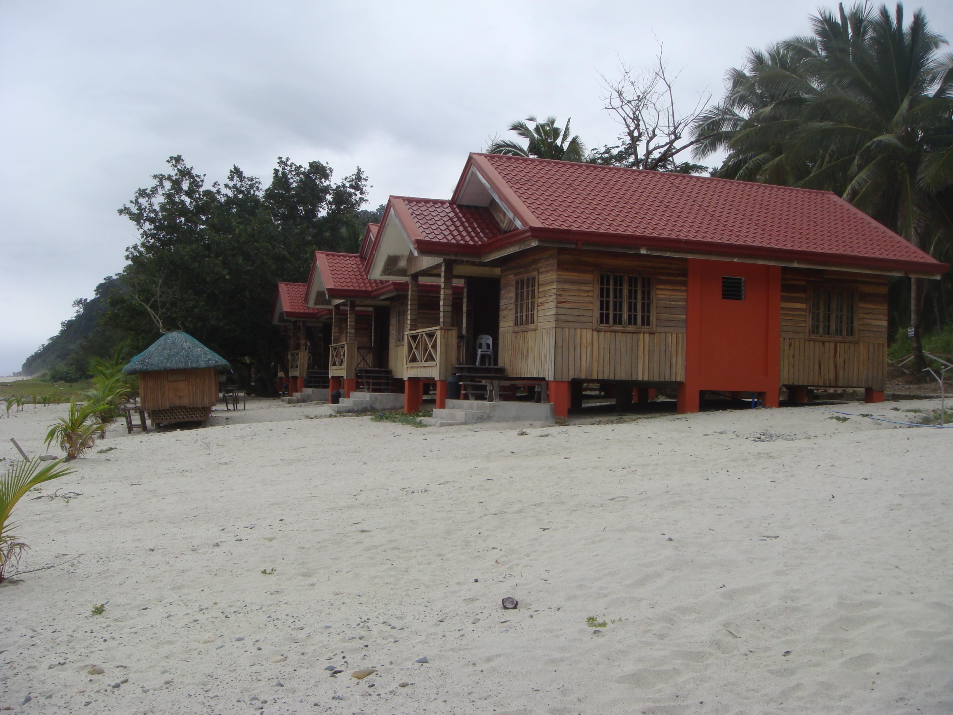Dinadiawan Beach Resort