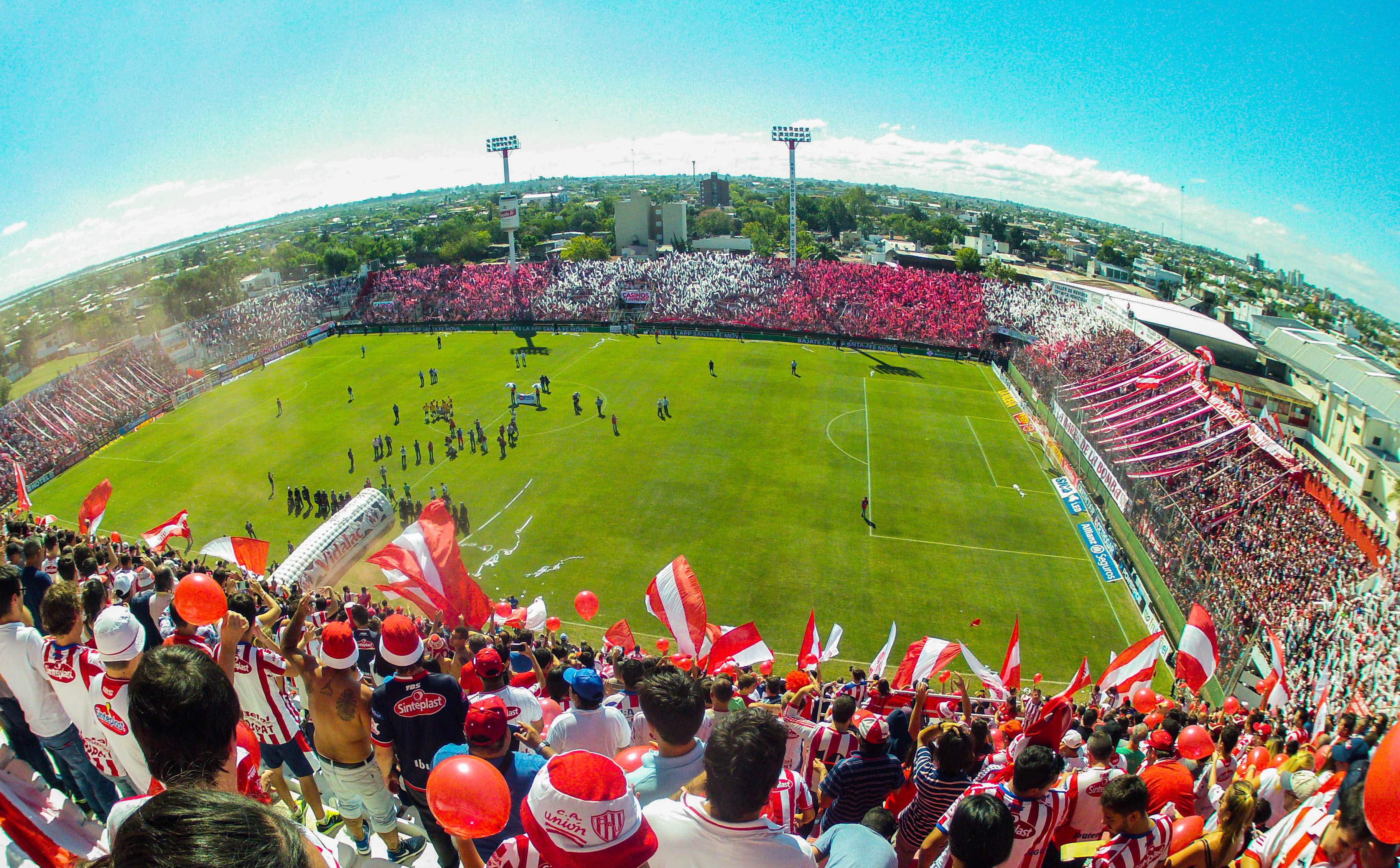 Image result for Estadio 15 de Abril
