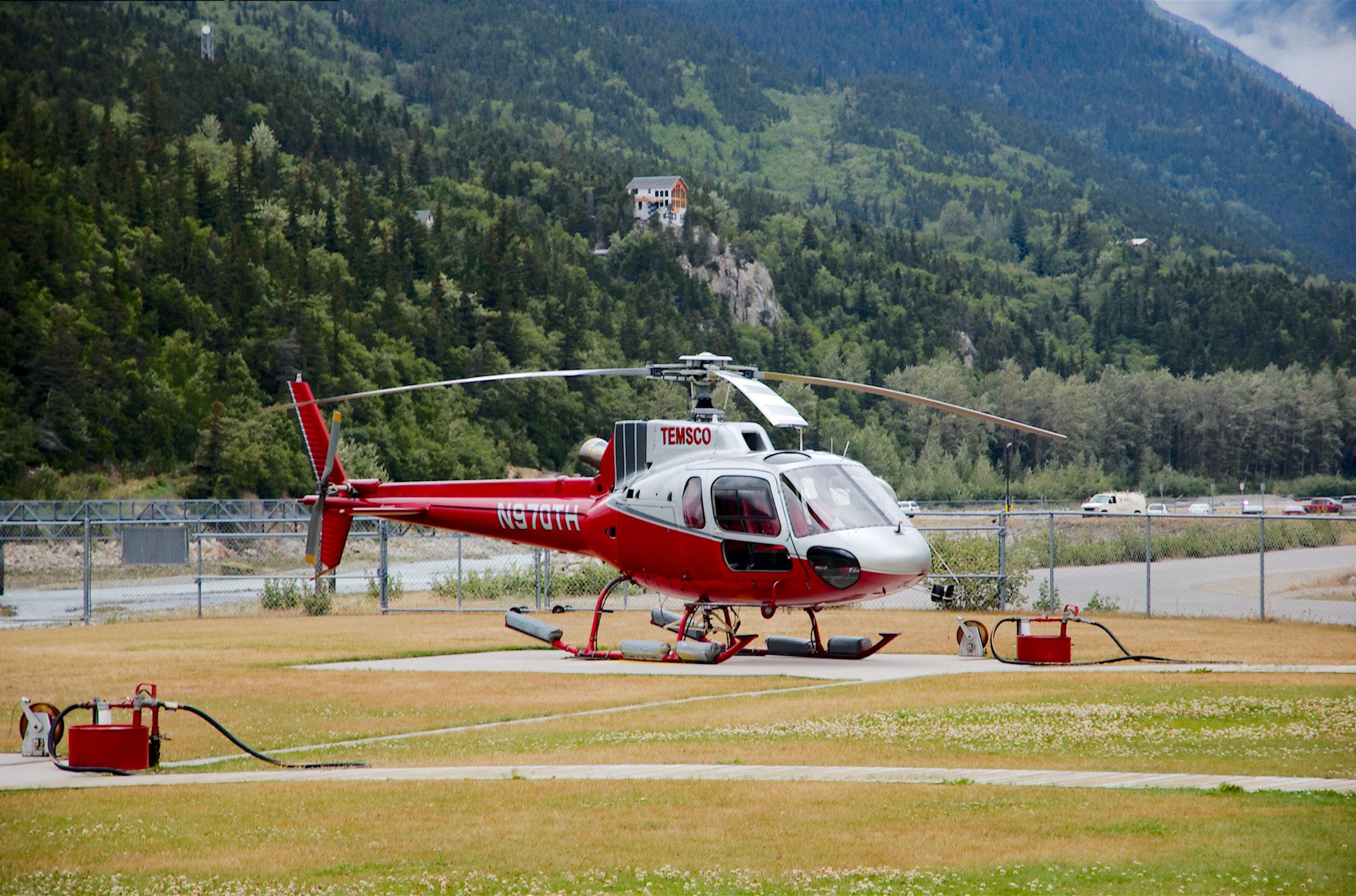 Temsco Helicopter Tours