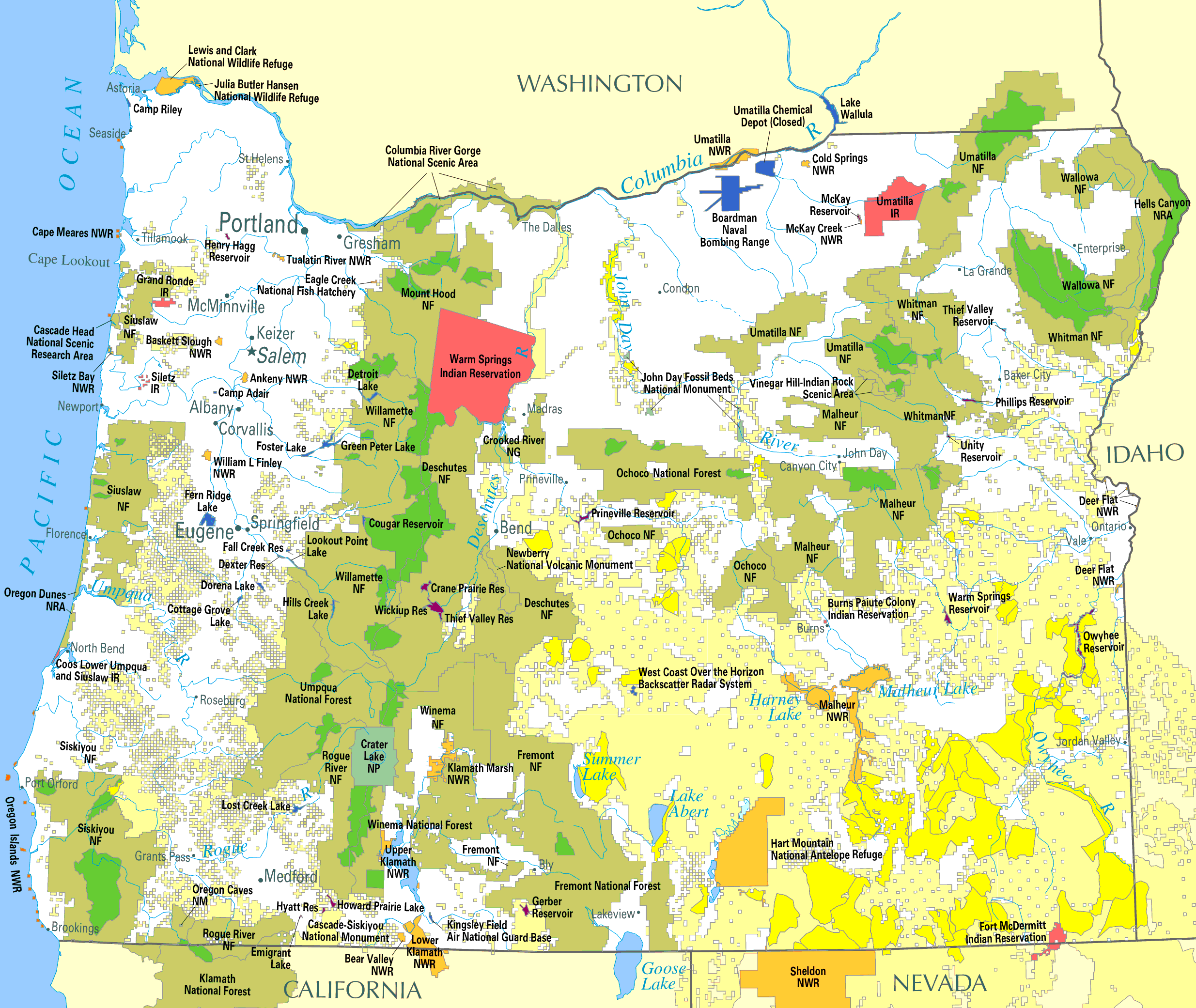 land use in oregon wikiwand