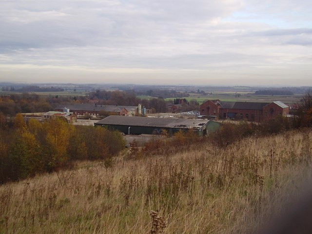 Firbeck Main colliery - geograph.org.uk - 1350438