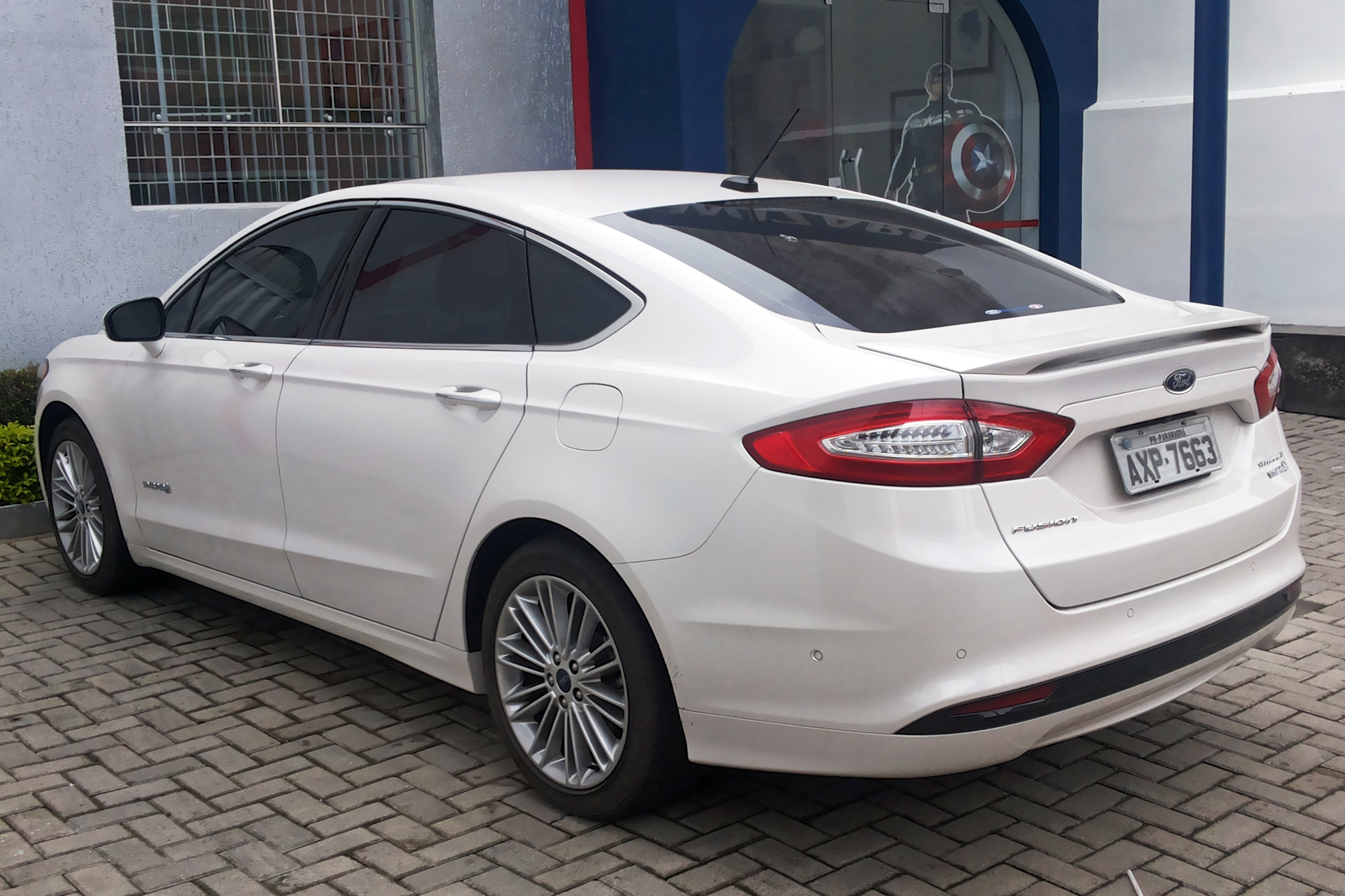 Wikipedia 2014 Ford Fusion Autos Post