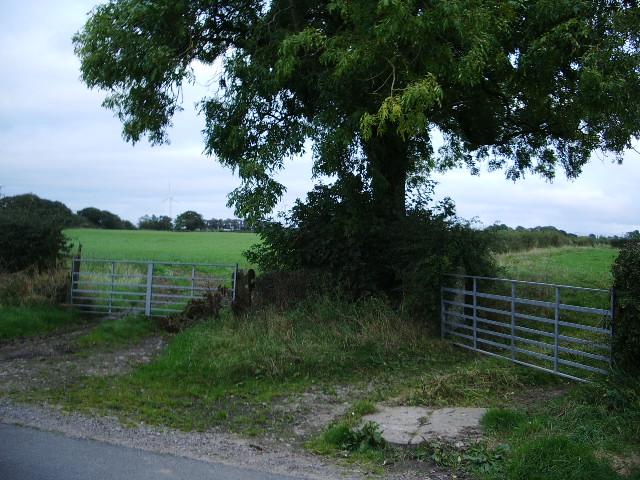 Gates - geograph.org.uk - 572800