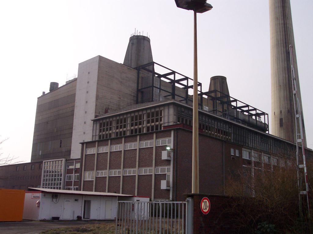 Kraftwerk Westerholt – Wikipedia