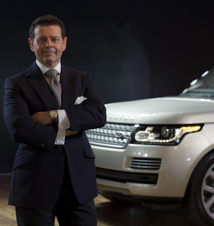 Land Rover Range Rover >> Gerry McGovern - Wikipedia