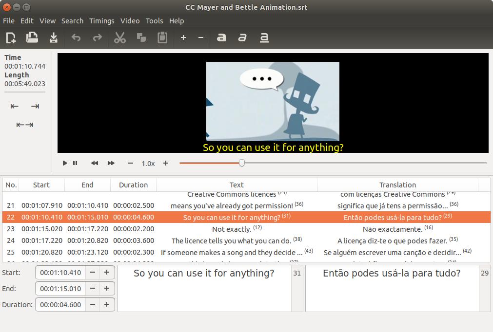 Gnome Subtitles - Wikipedia