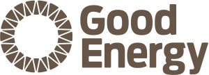 English: Good Energy logo