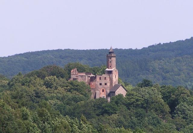 Grodno Castle (Poland)