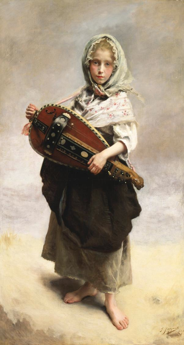 File:Gustave Jean Jacquet - Girl Minstrel.jpg - Wikimedia Commons