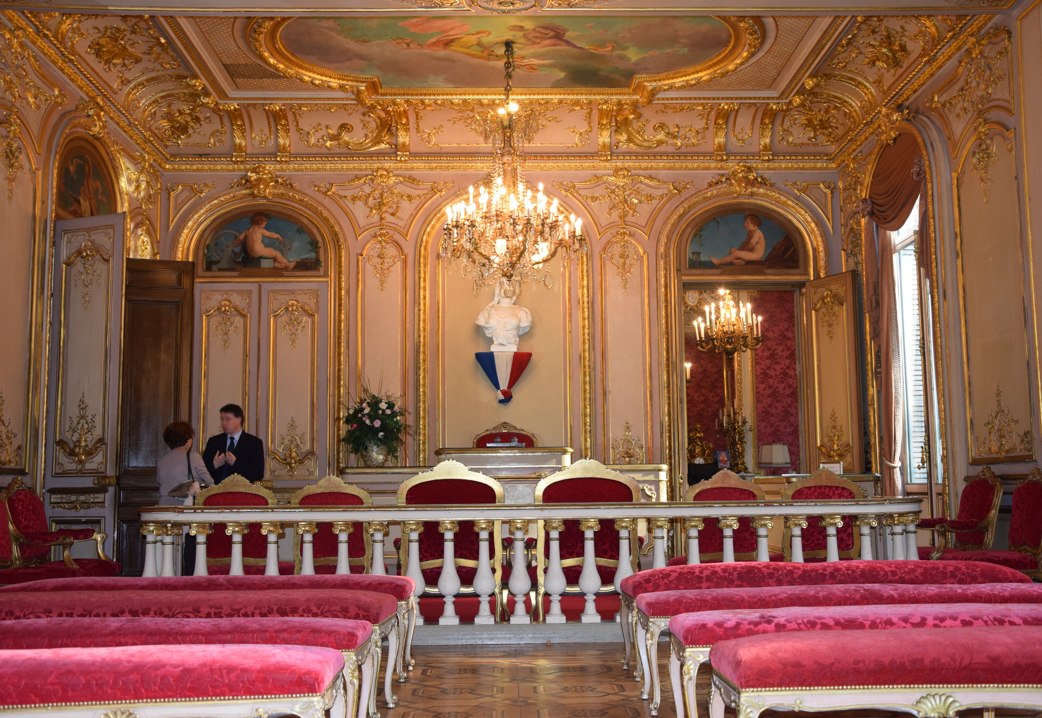 File h tel cail paris 8e salle de for Boutique hotel paris 8e
