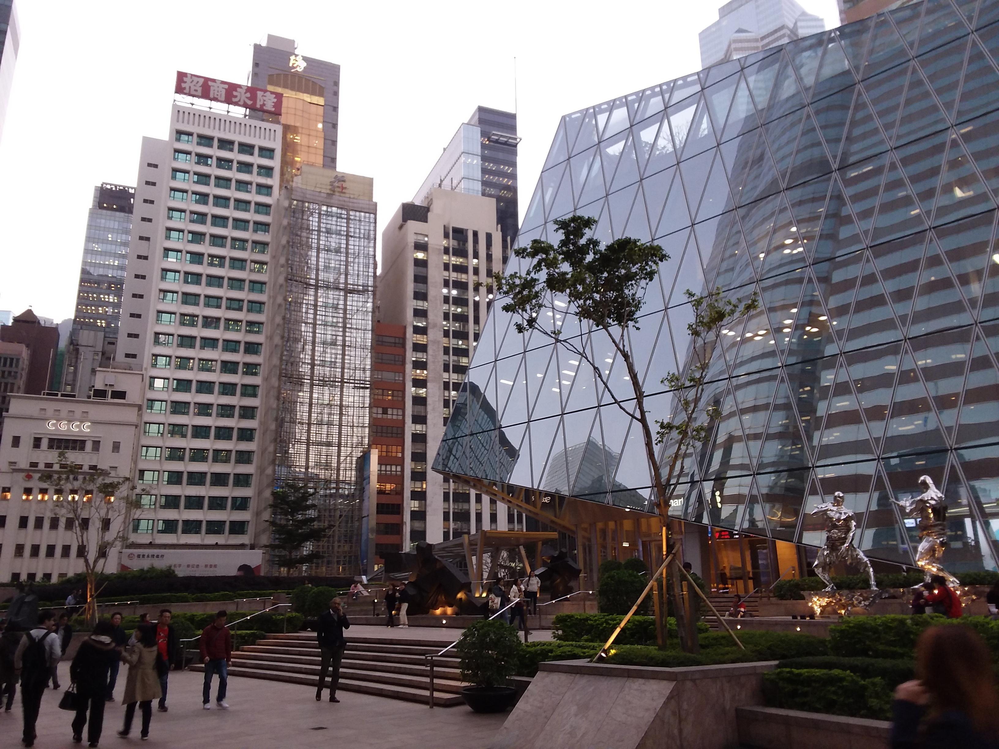 File:HK 中環 Central evening January 2019 SSG 03 Three