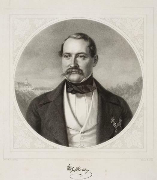Hans Heinrich X. Fürst von Pless (1806-1855).png