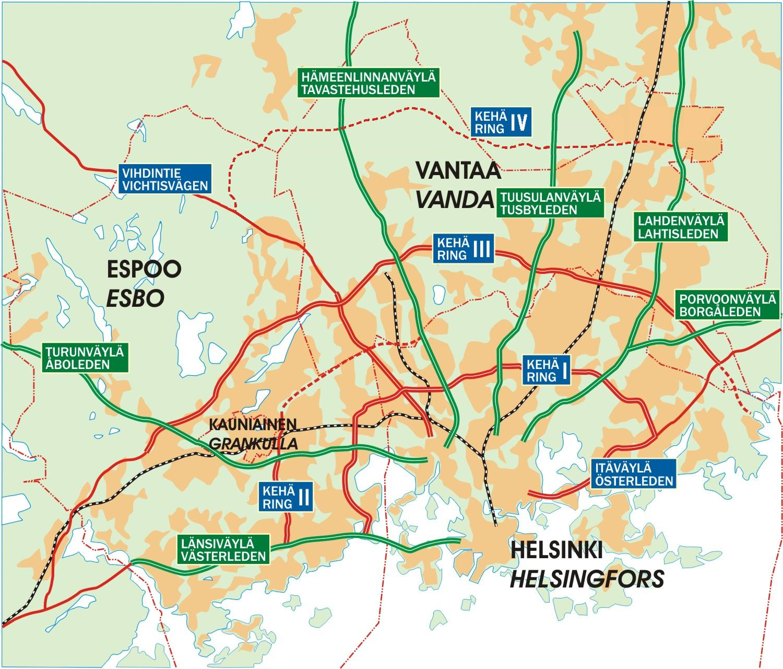 Cheap Car Rental Helsinki