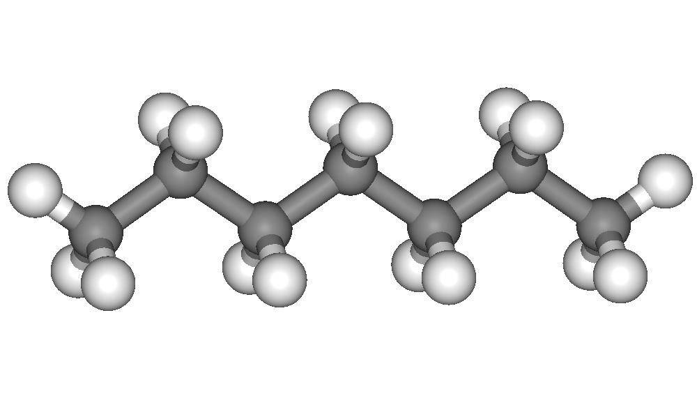 eptaneisanalkanewith7carbonatomspermolecule