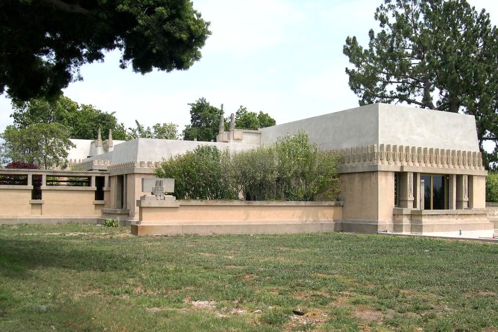 hollyhock house wikiwand On hollyhock house