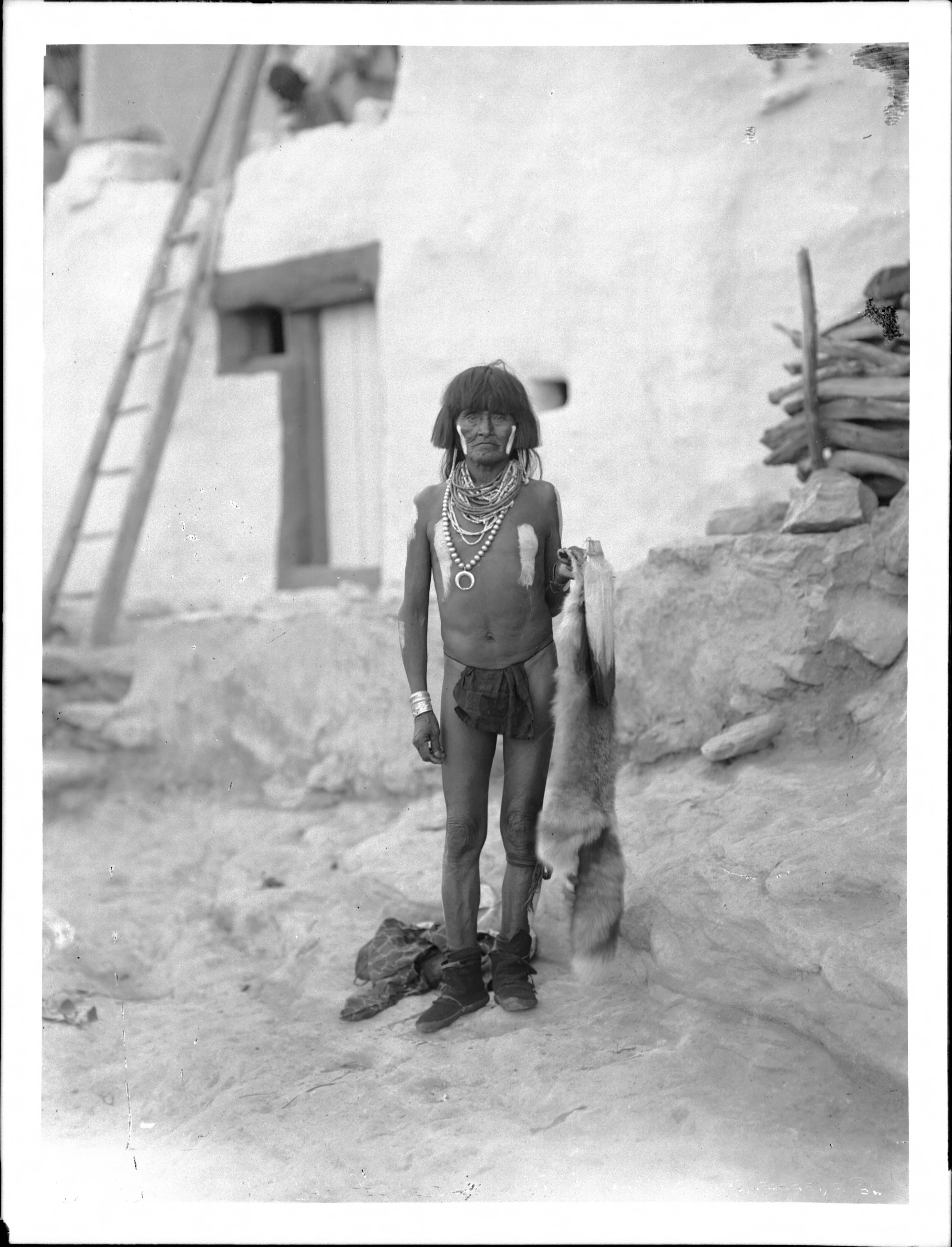 Hopi Indian Tribe Food