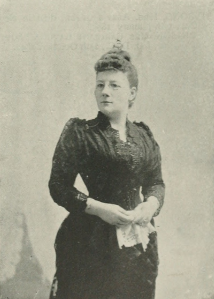 IDA A. HARPER A woman of the century (page 821 crop).jpg