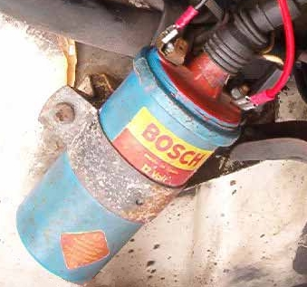 Ducati Ignition Coil
