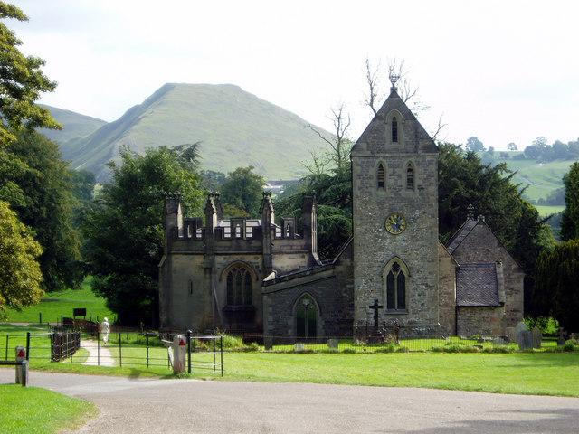 Ilam Church - geograph.org.uk - 1027060