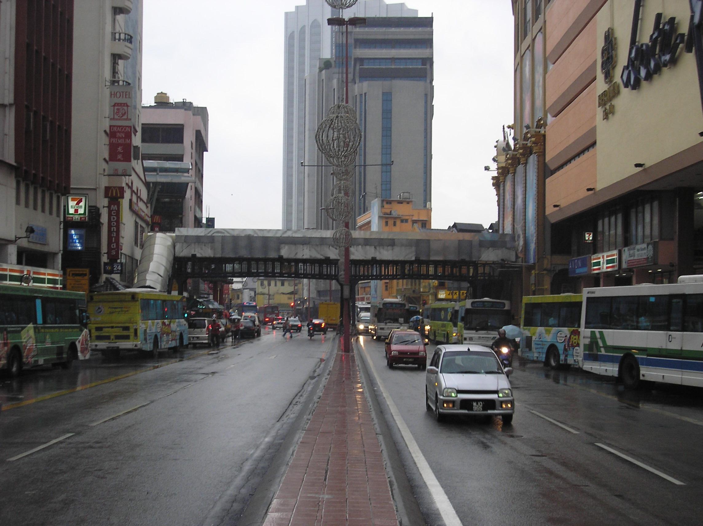 File Jalan Tun Tan Cheng Lock Foch Avenue Between Jalan Sultan Jalan Tun Tan Siew Tin And Jalan Petaling Central Kuala Lumpur Jpg Wikimedia Commons