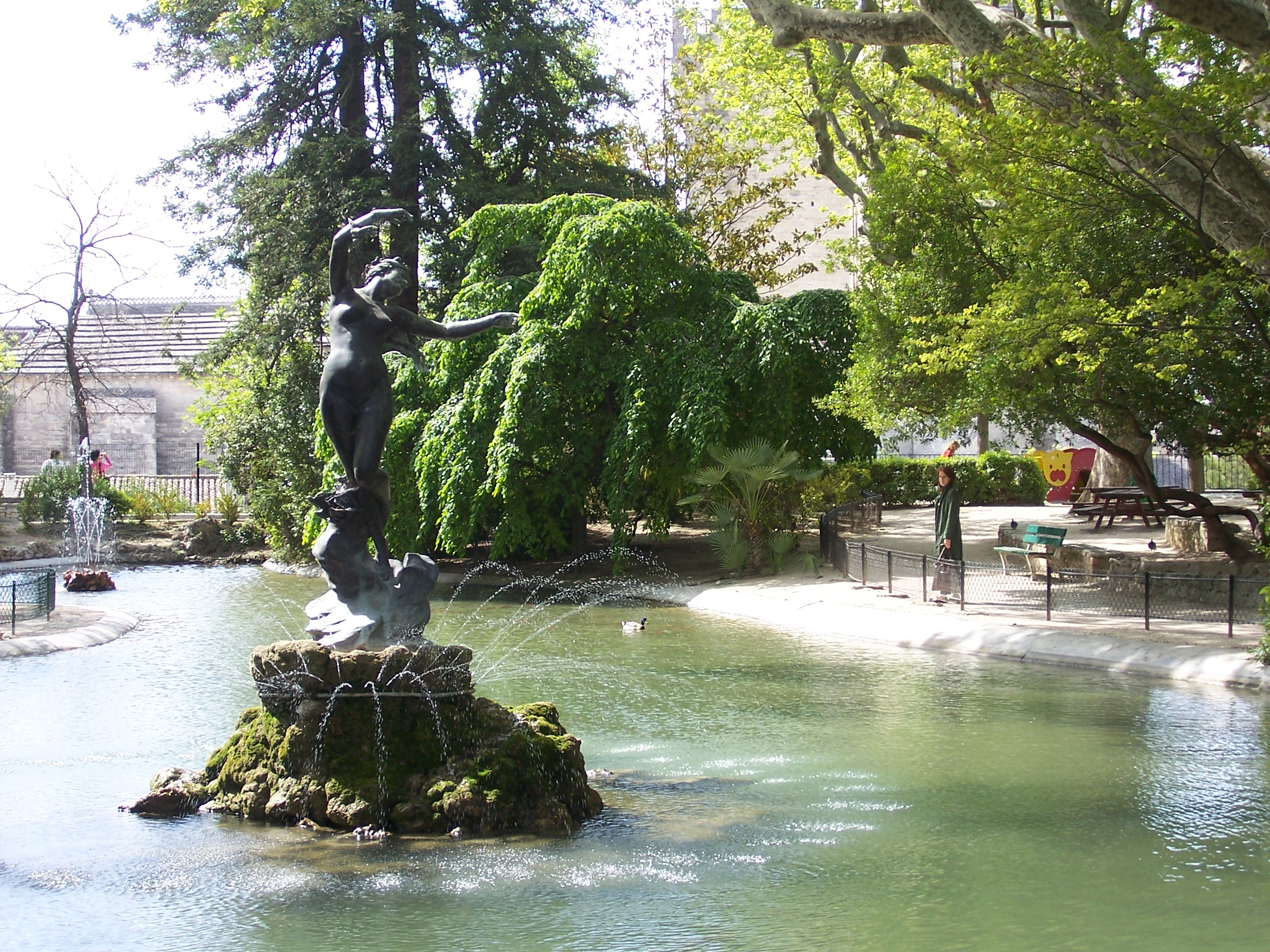 File jardin des doms avignon jpg wikimedia commons - Congeler des aubergines du jardin ...