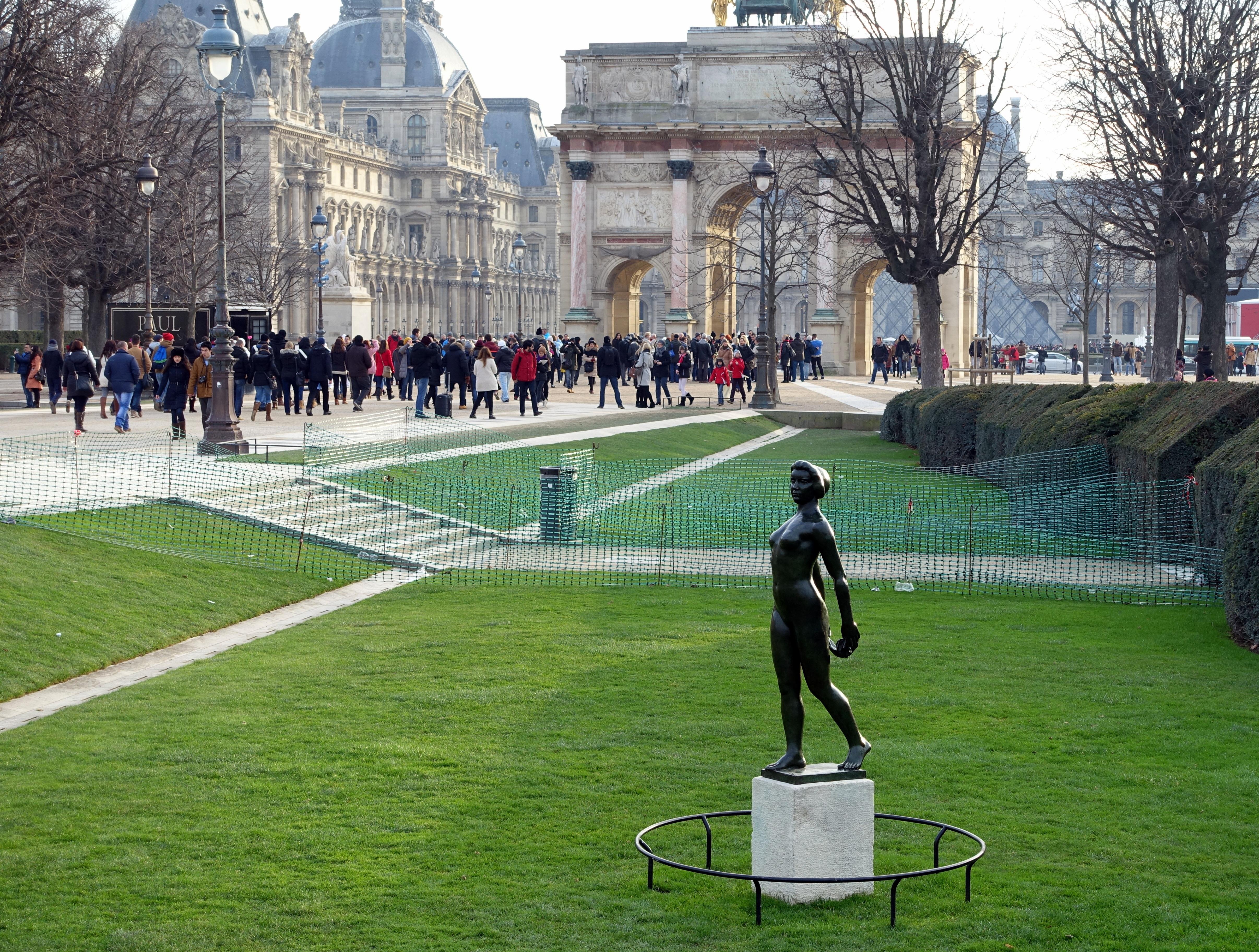 File jardin du carrousel du wikimedia commons - Les jardins du louvre ...
