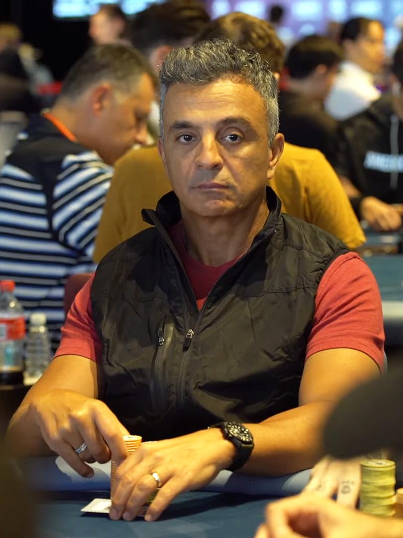 Carrière Poker