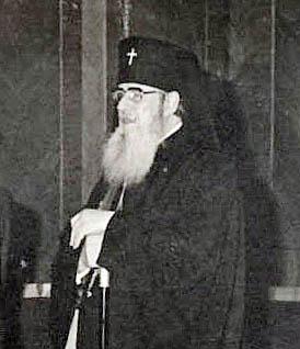 Patriarch Iustin of Romania Romanian bishop