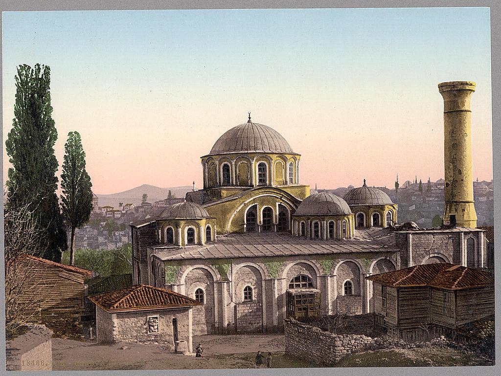 File:Kariye mosque Istanbul.jpg - Wikimedia Commons