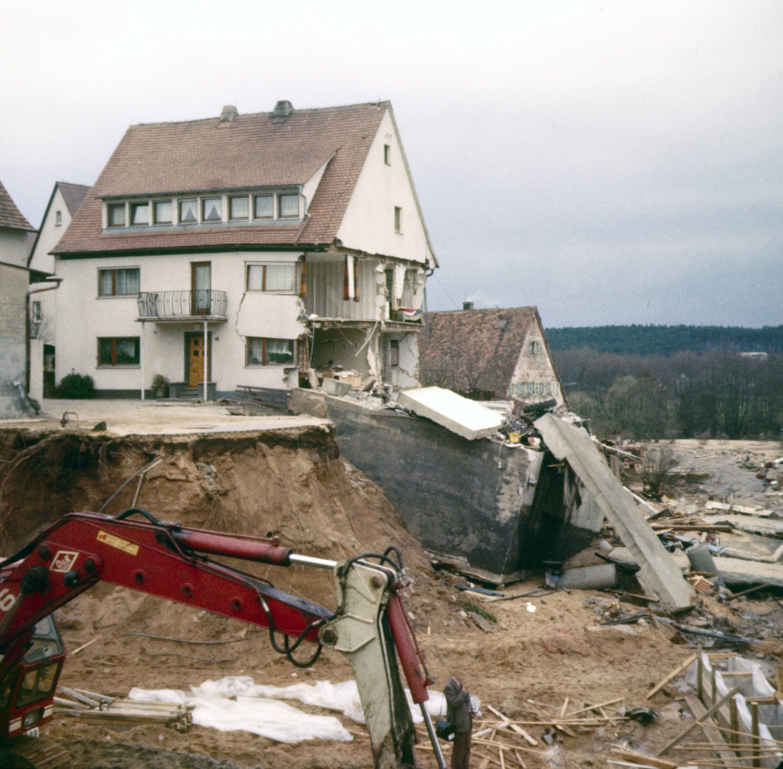 Dammbruch Katzwang