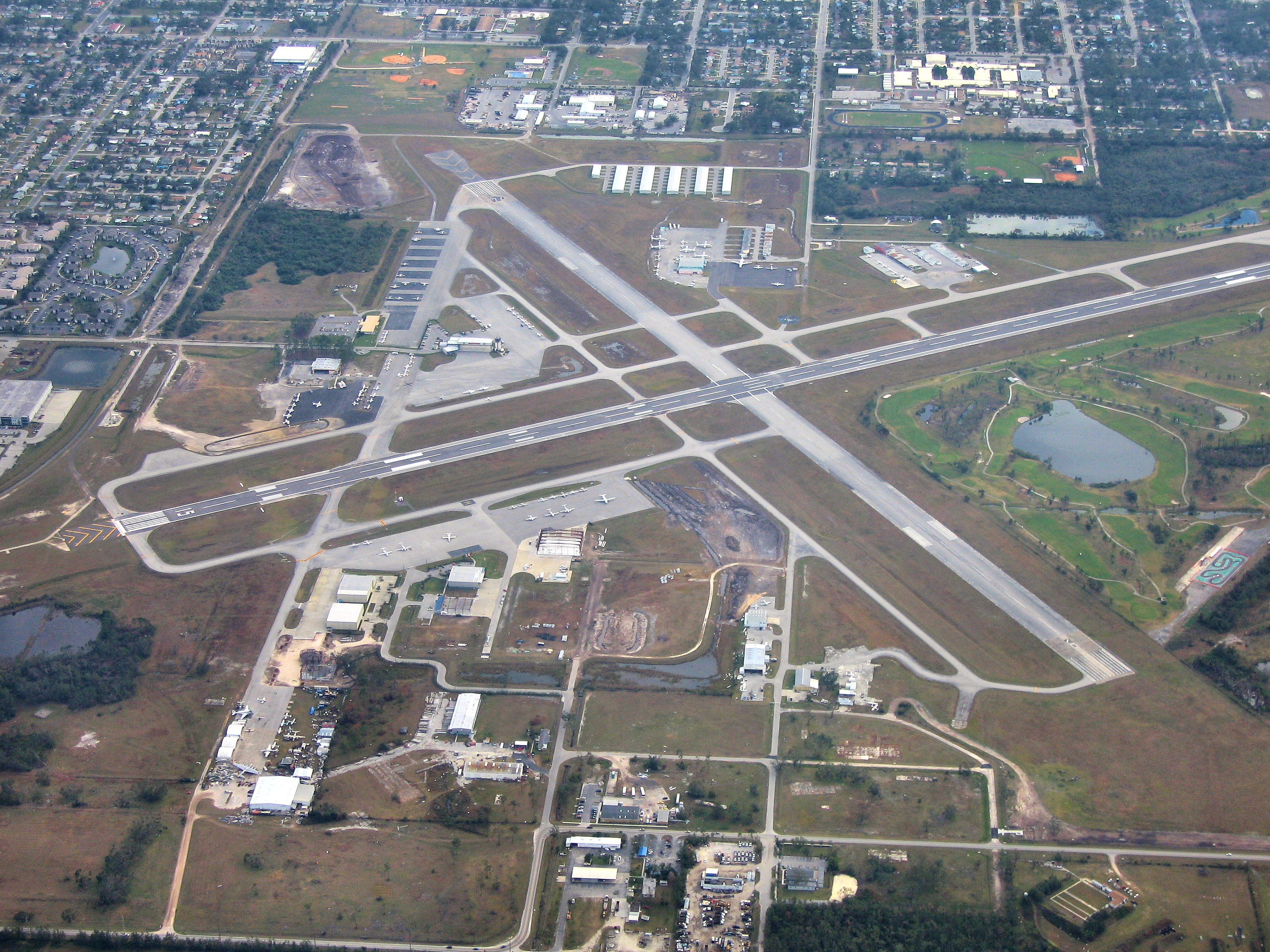 Gateway international airport case