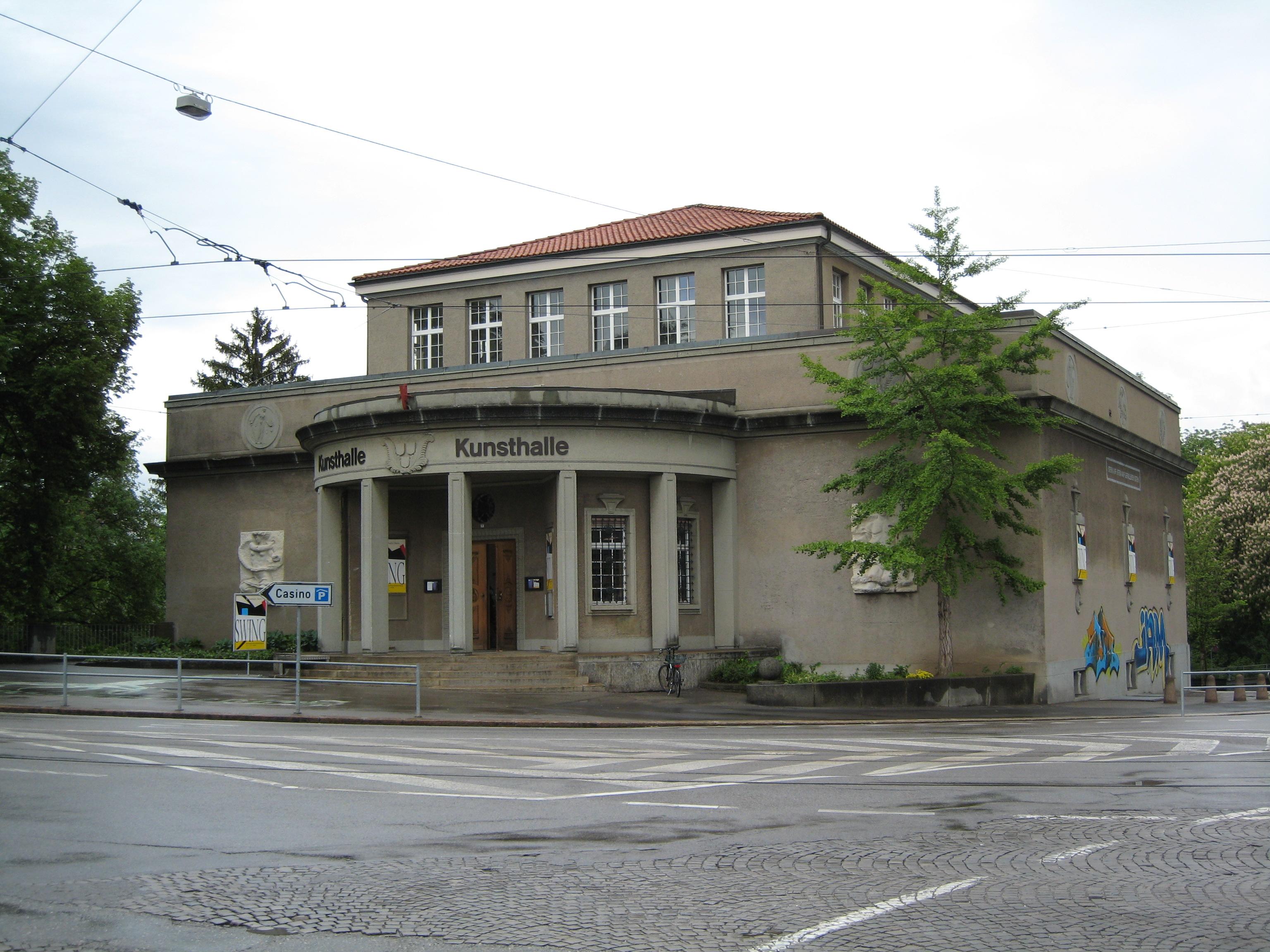 Kunsthalle Bern Wikipedia