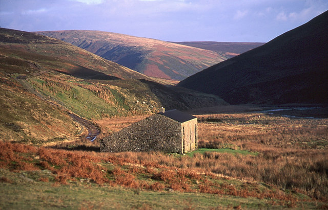 Langden Castle - geograph.org.uk - 967177