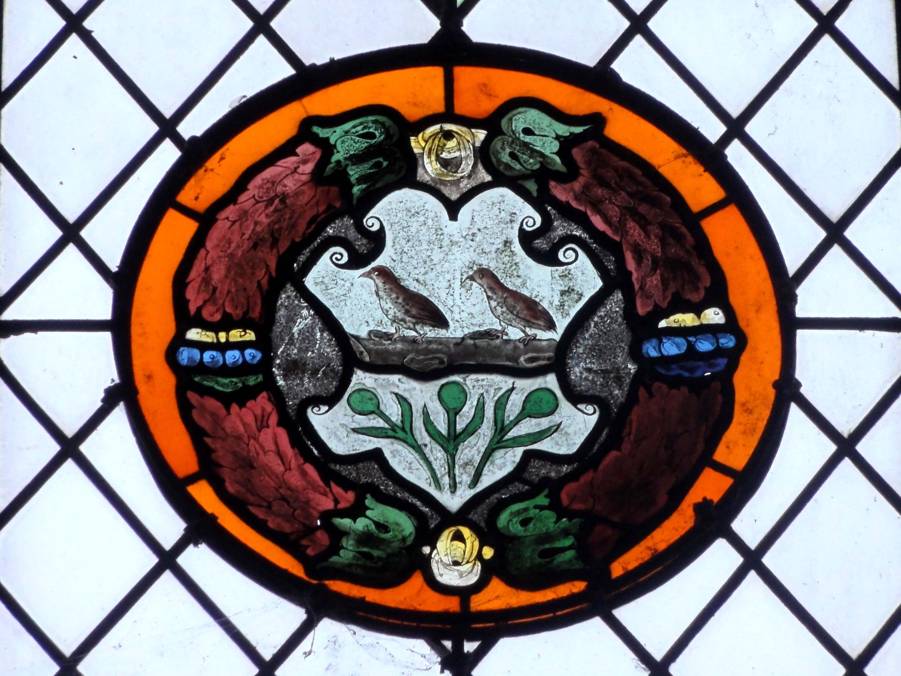 File:Lassy (95), église Notre-Dame de la Nativité, abside ...