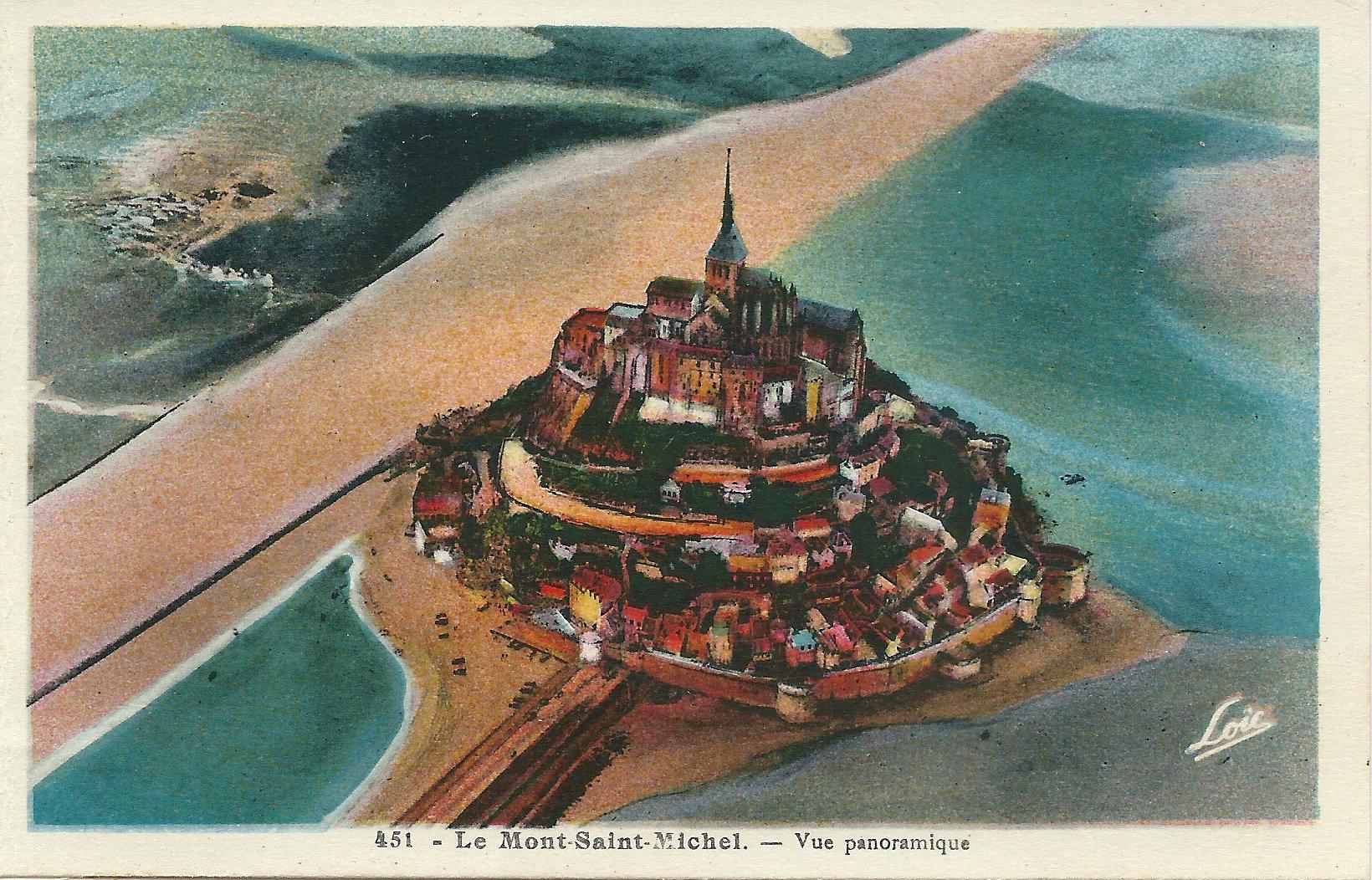 file le mont michel fr 50 carte postale vers 1930 a04 jpg