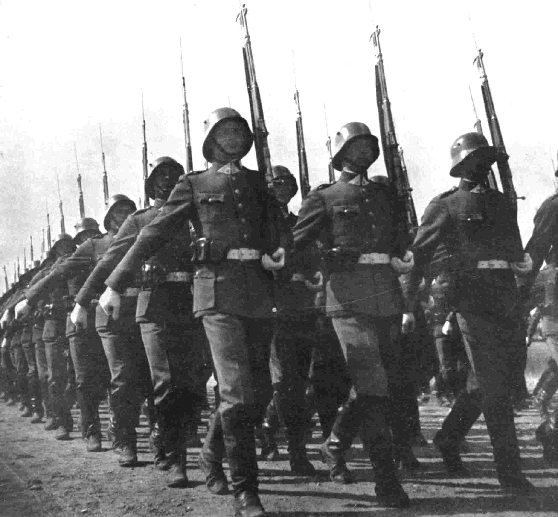 Lietuvos_kariuomene_1938.Army_of_Lithuan