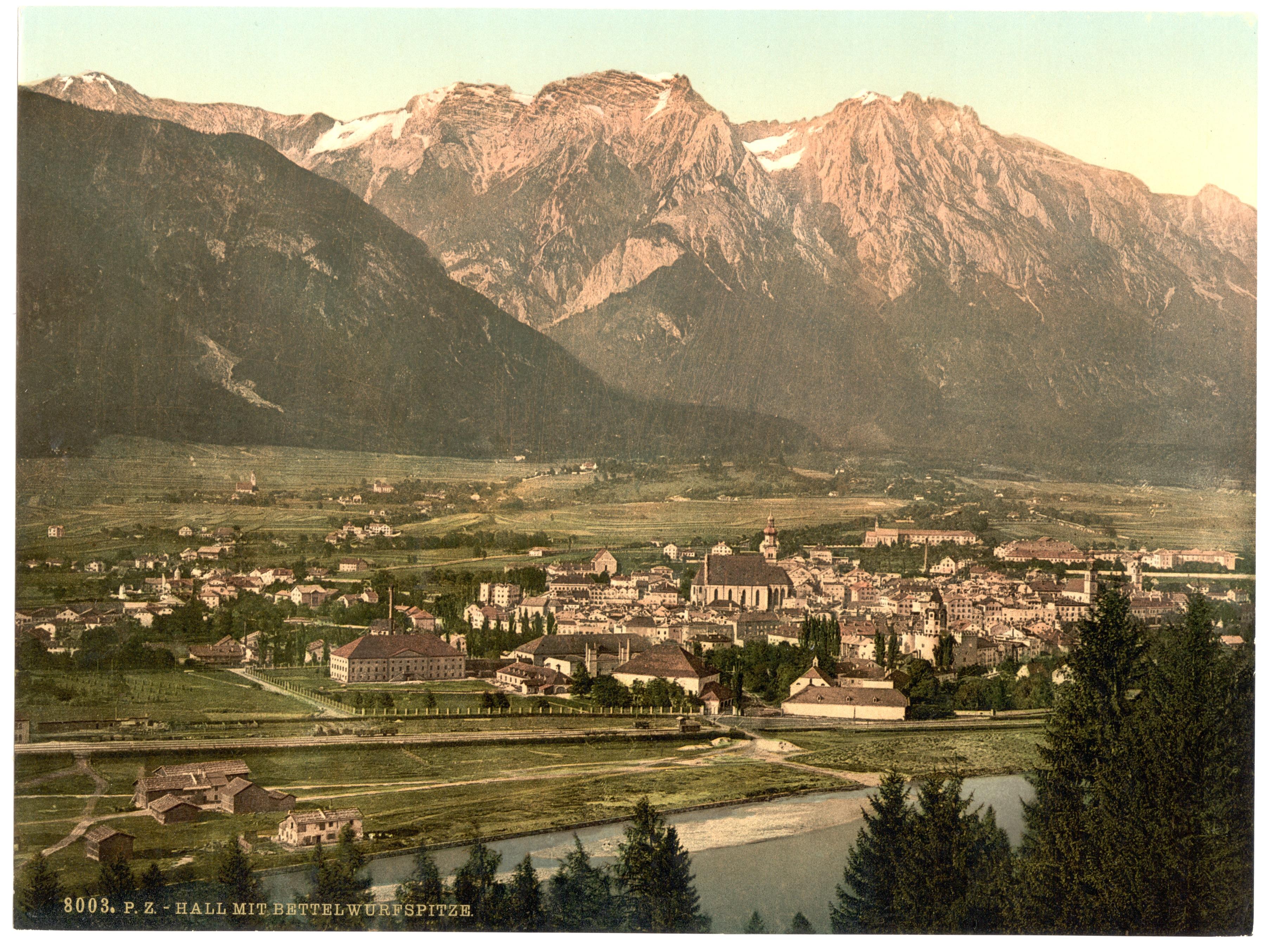 Hall in Tirol – Wikipedia