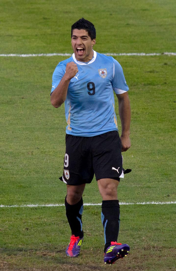 Луис Суарес
