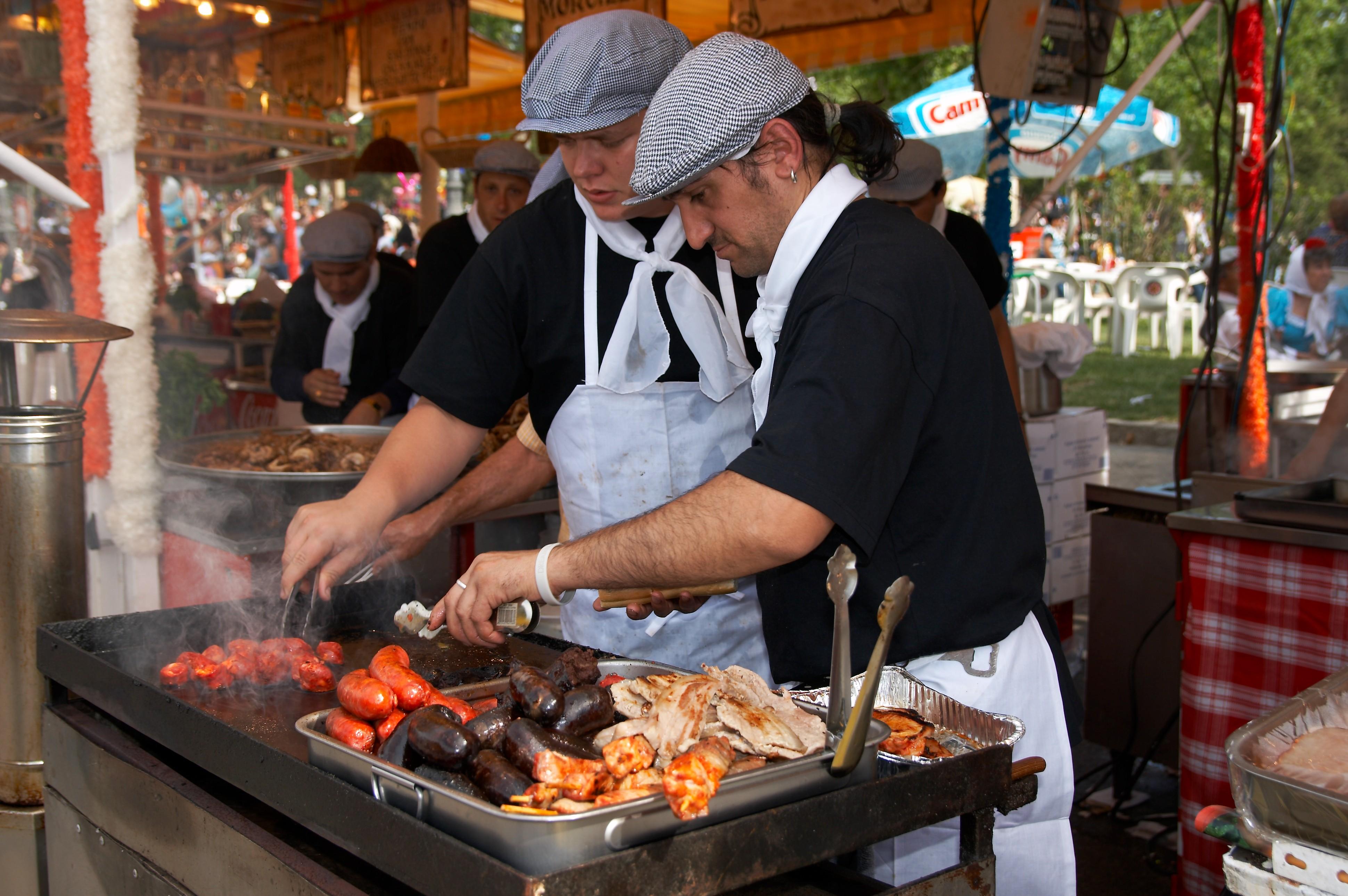 Madrid_-_Fiestas_de_San_Isidro_-_20070515-26 - Fiesta - Philippine Photo Gallery