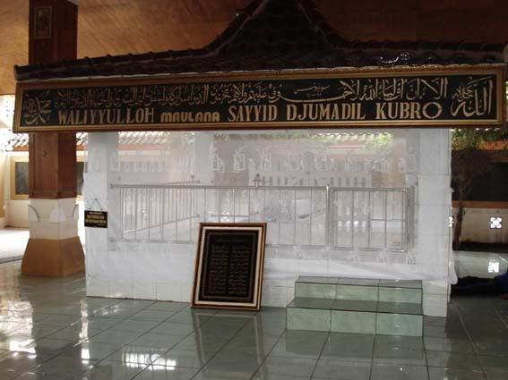 Maulana Jumadil Kubro - Wikipedia