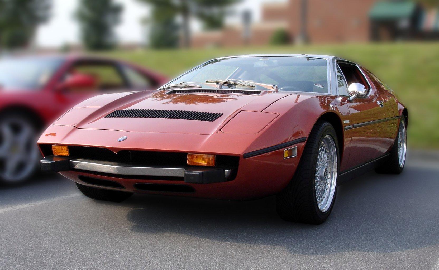 Maserati Sports Car Models