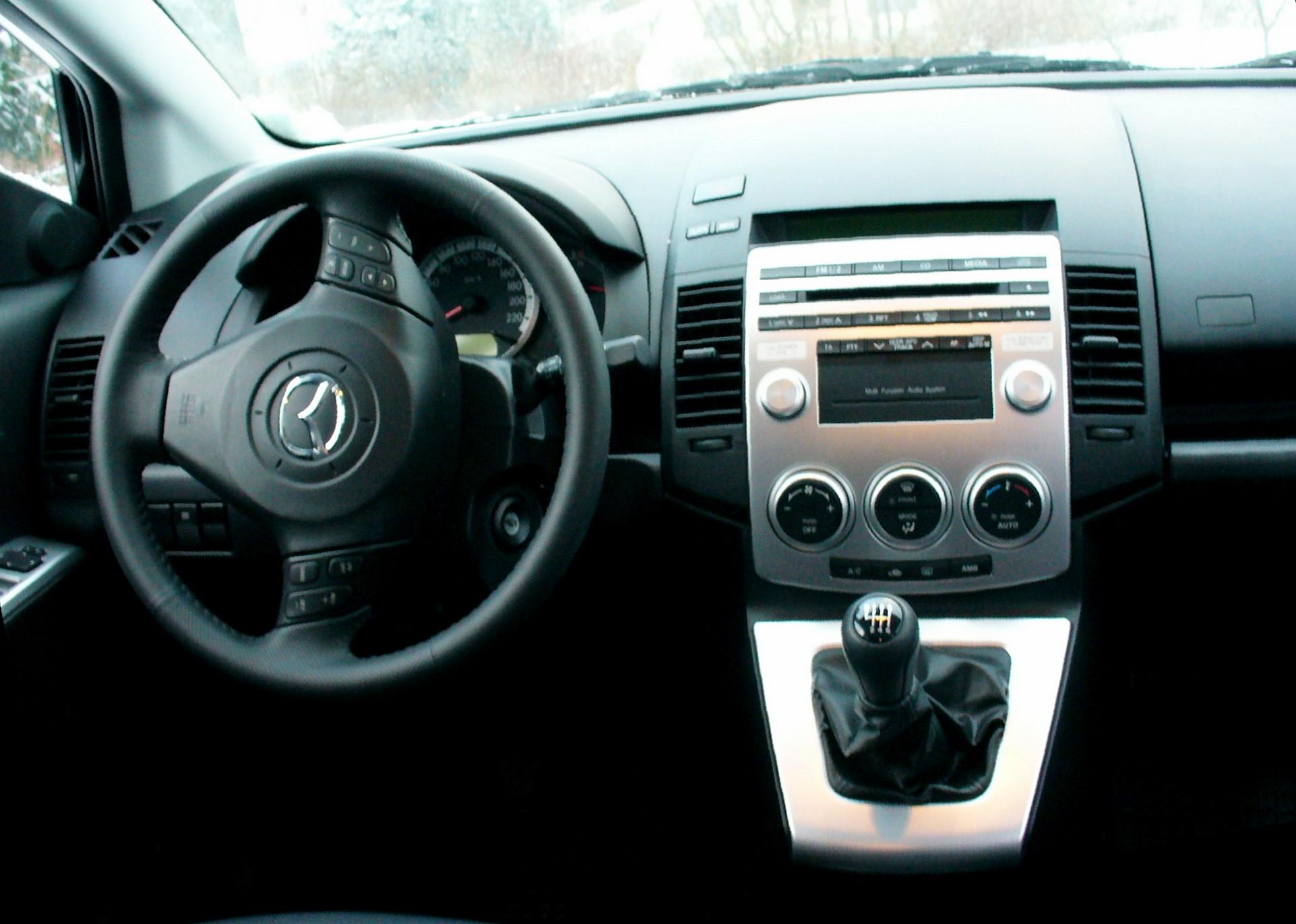 Mazda 2010 5 Owner s Manual