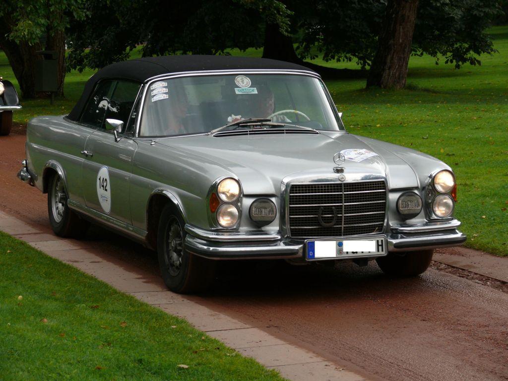 File mercedes benz 280 se 3 5 cabriolet silver for Mercedes benz 280