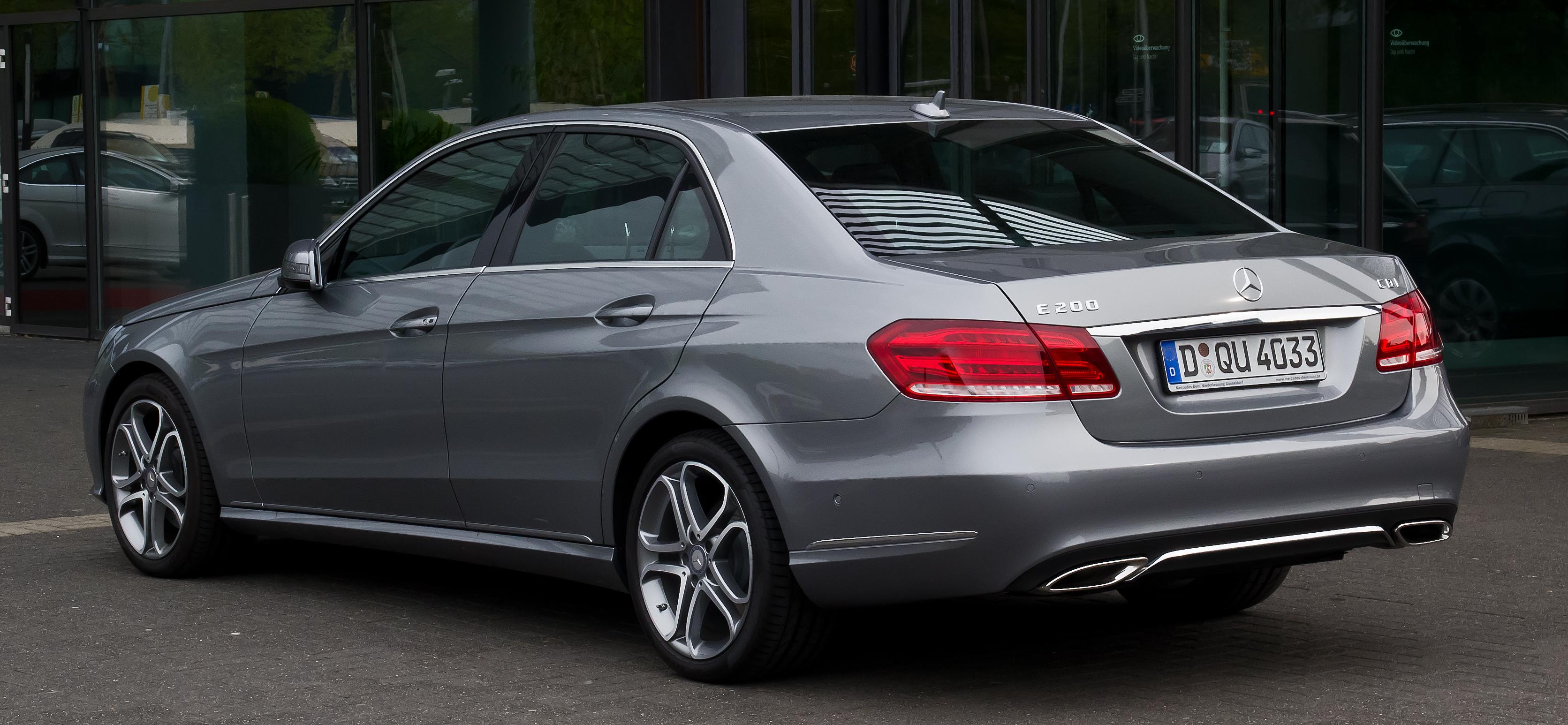 File mercedes benz e 200 cdi avantgarde w 212 facelift for Mercedes benz media