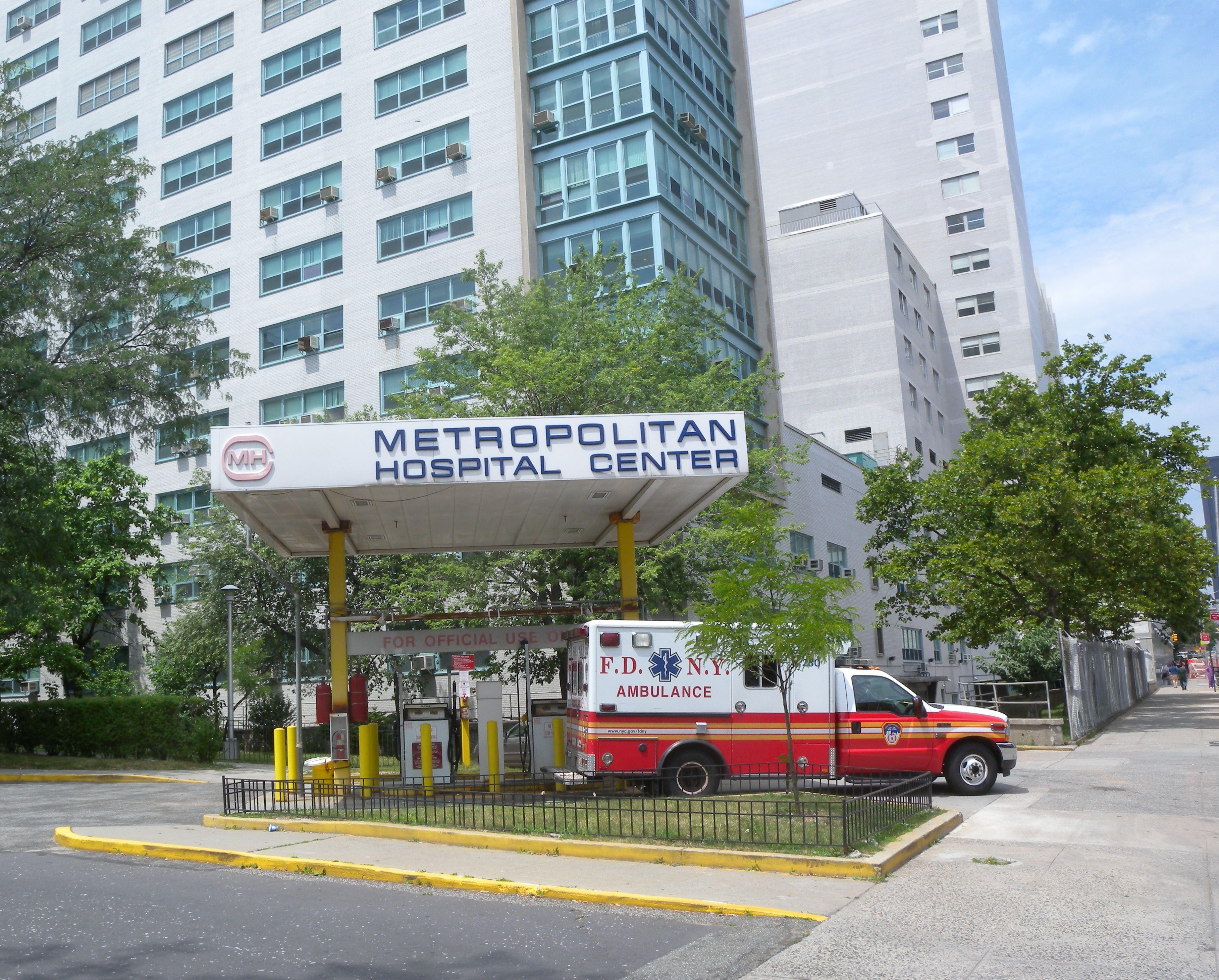 New York Presbyterian Hospital Nyc Emergency Room