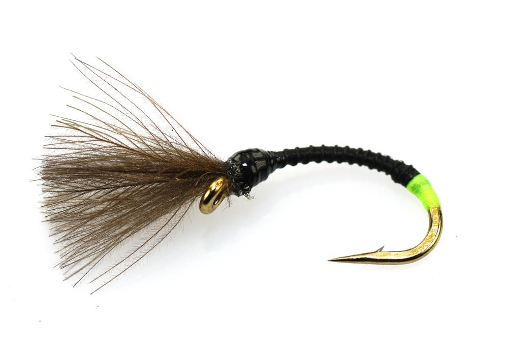 File midge emerger for Midge fly fishing