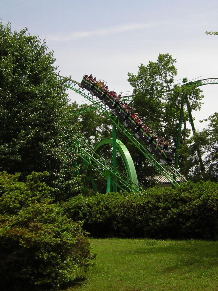Mind Bender Six Flags Over Georgia Wikipedia