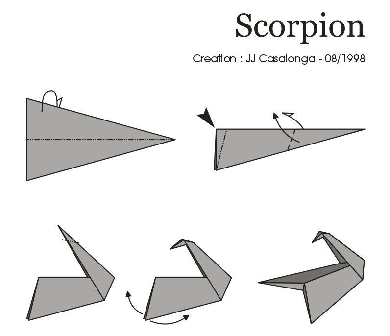FileMinimal Origami Scorpion