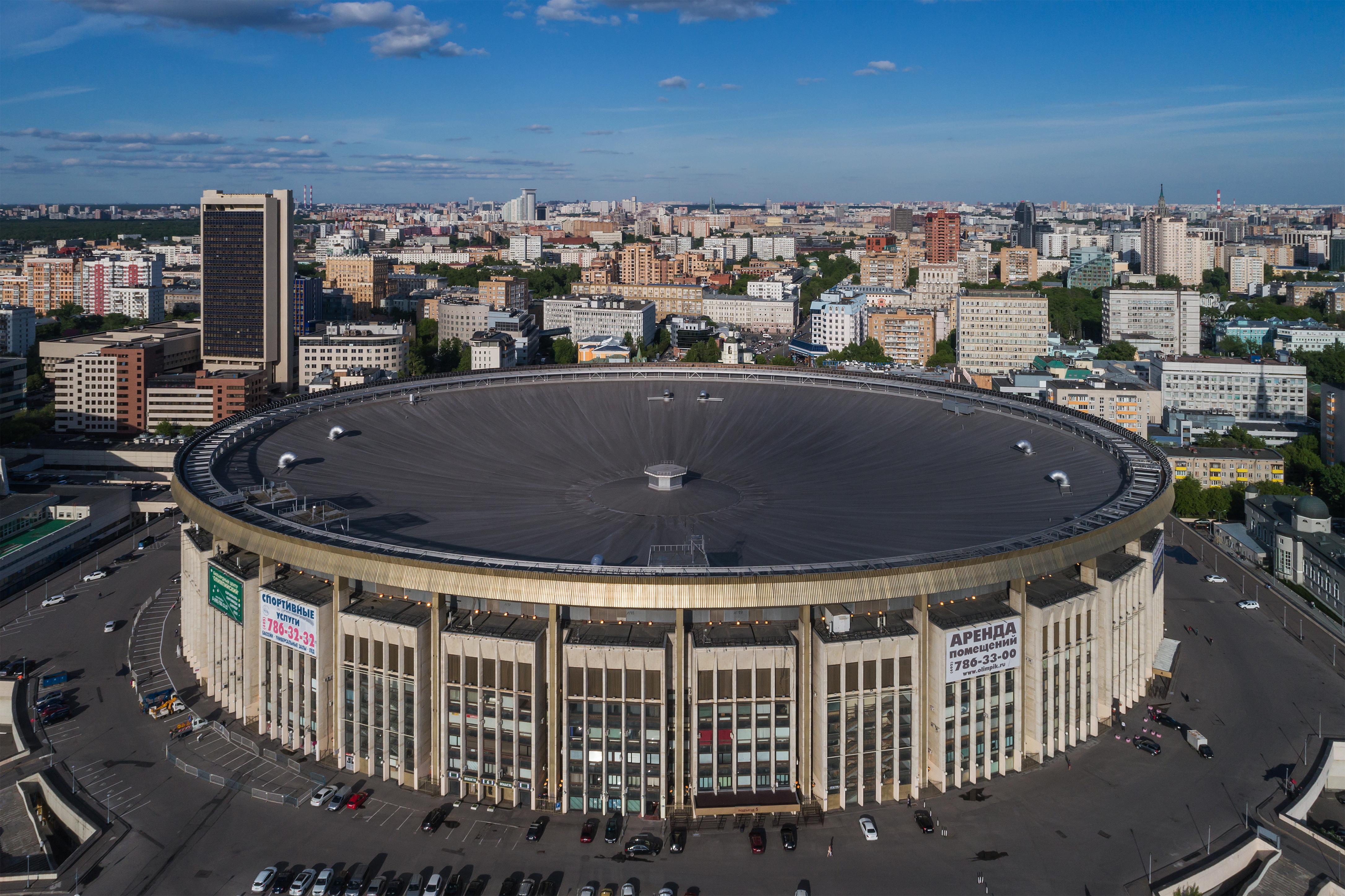 Výsledok vyhľadávania obrázkov pre dopyt Olimpiysky arena